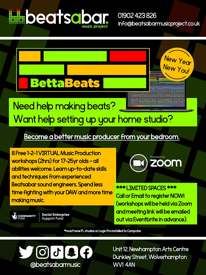 BettaBeat Sessions image