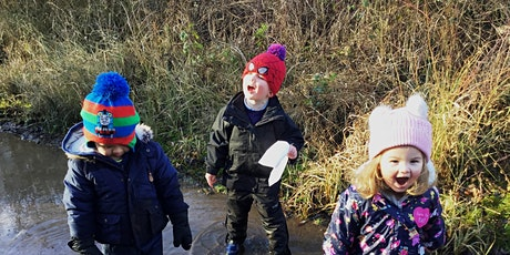 Nature Tots - Autumn Adventure (Sponsored by PPL) tickets