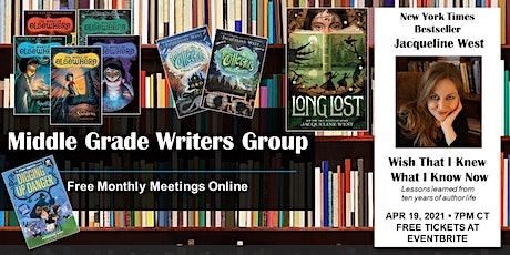 Middle Grade Writers Group:  Wish That I Knew What I Know Now tickets