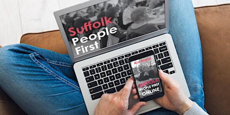 Suffolk People First Online Zoom Meeting tickets