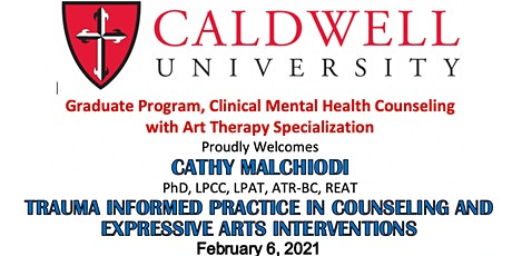 Trauma Informed Practice in Counseling and Expressive  Arts Therapy tickets