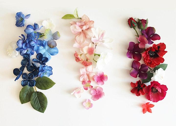 Make a Floral Headband image