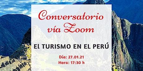 Turismo en el Perú 2021. Retos y posibilidades bilhetes
