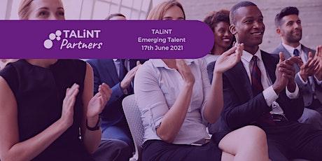 Emerging Talent Summit tickets