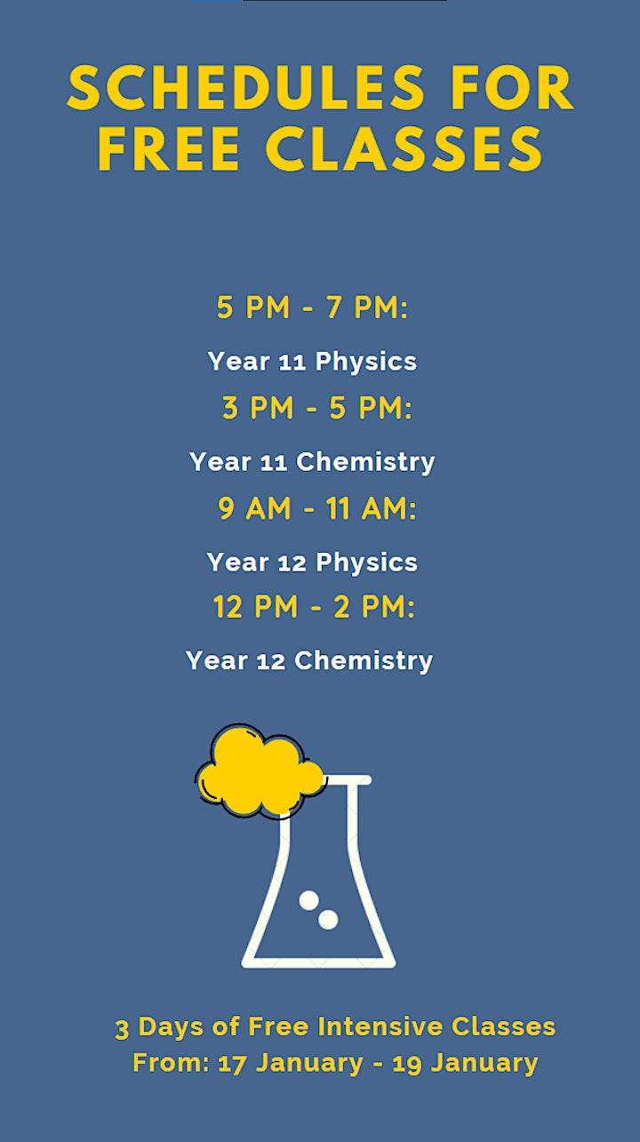 Free Online HSC Physics tutoring (Year 11) image