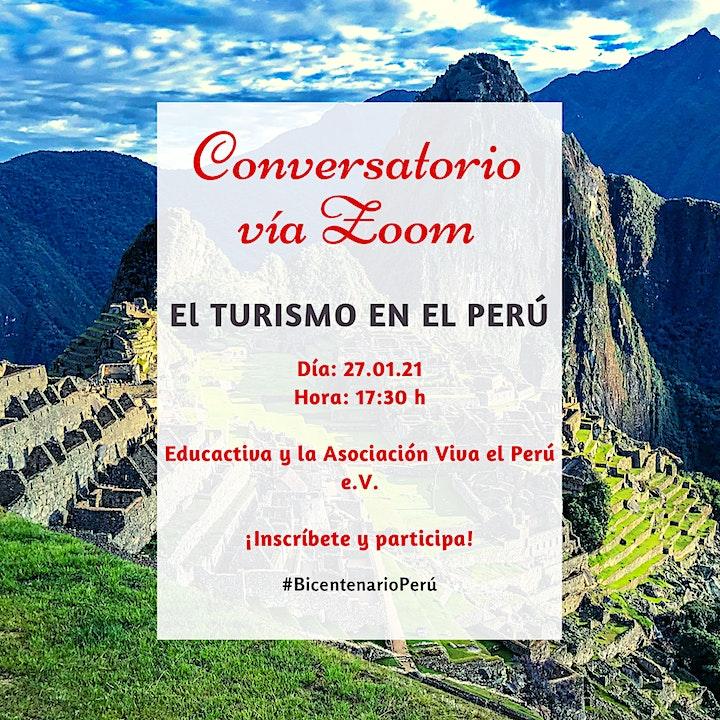 Imagen de Turismo en el Perú 2021. Retos y posibilidades