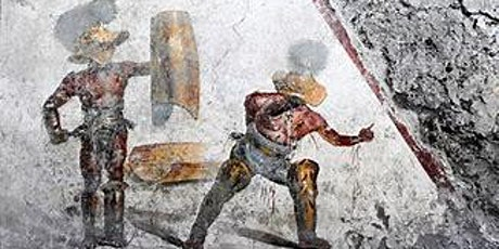 Colchester Archaeology Talks 2021: Roman Life - Gladiators tickets