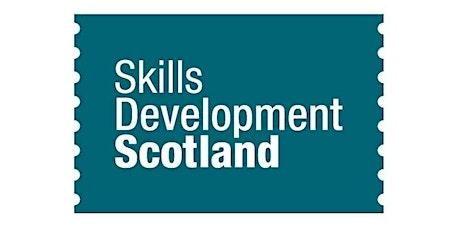 HISA Con Workshop - Skills Development Scotland tickets