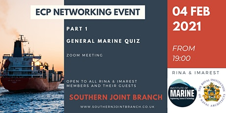 ECP Networking Event Part 1 tickets