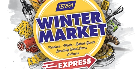 TERRA Winter Market Express - Milton tickets