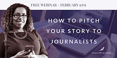 How to pitch your story to journalists tickets