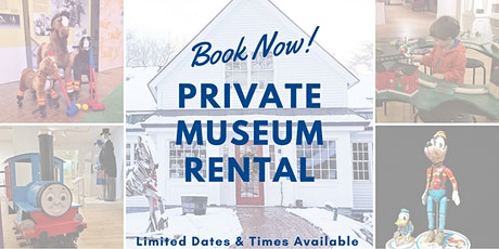 Private Museum Rentals tickets