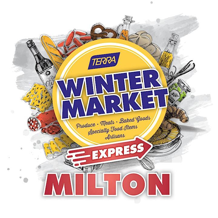 TERRA Winter Market Express - Milton image