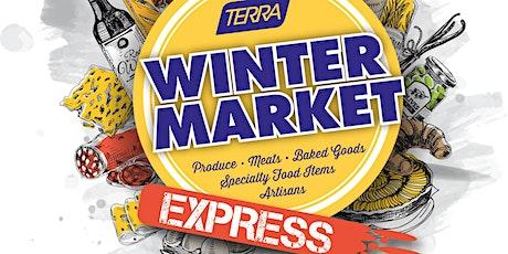 TERRA Winter Market Express - Hamilton tickets