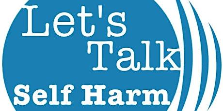 ONLINE Self Harm level 2 (intermediate) training tickets