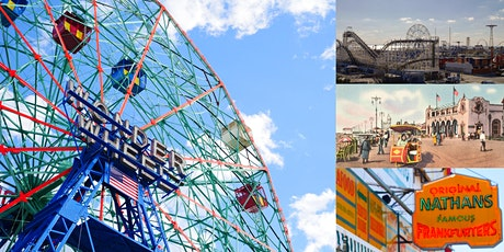 'Coney Island, Part II: From Nickel Empire to the 21st Century' Webinar tickets