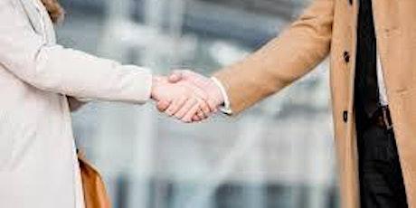 Online ronde tafel - Ontmoet je businesspartner tickets