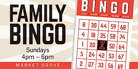 Family Bingo tickets