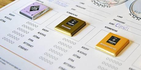 Chokladprovning Uppsala | Hotel Svava Den 09 Maj tickets
