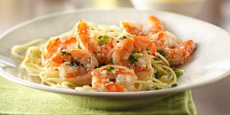 Lunch with the Chef - Shrimp Scampi tickets