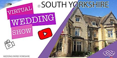 South Yorkshire Virtual Wedding Fayre tickets