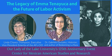 The Legacy of Emma Tenayuca and the Future of Labor Activism tickets