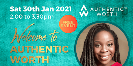 Welcome to Authentic Worth Publishing tickets