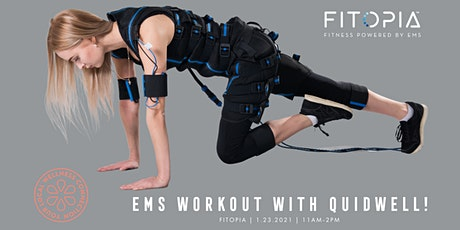 EMS Workout at Fitopia tickets