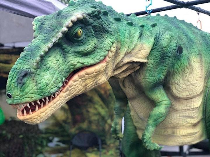 Dinosaur Hunt image