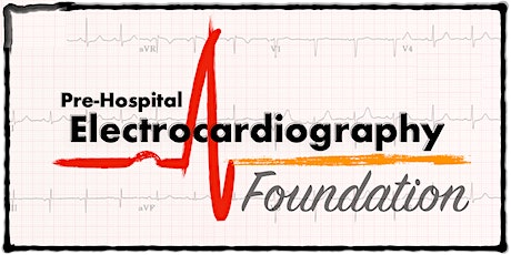 Foundation of Pre-Hospital Electrocardiography tickets