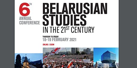 6th Annual 'Belarusian Studies in the 21st Century' Conference tickets