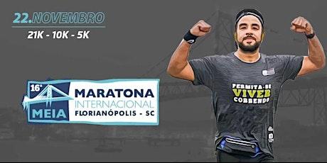 Pacote de Viagem - Meia Maratona Internacional de Florianópolis - 2021 ingressos
