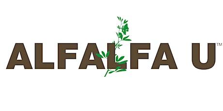 Virtual Alfalfa U tickets