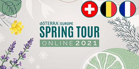 dōTERRA Spring Tour Online 2021 - French Mercredi billets