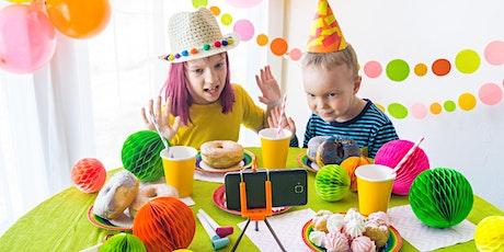 Virtual Gluten-Free Buddy Event tickets