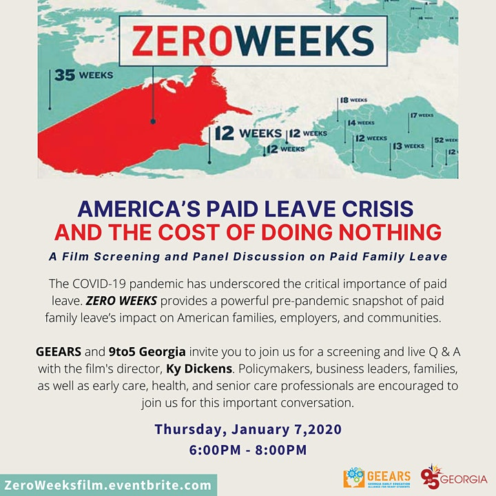 America's Paid Leave Crisis and the Cost of Doing Nothing image