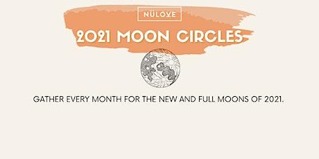2021 Moon Circles tickets