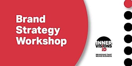 Brand Strategy Workshop 2021 tickets