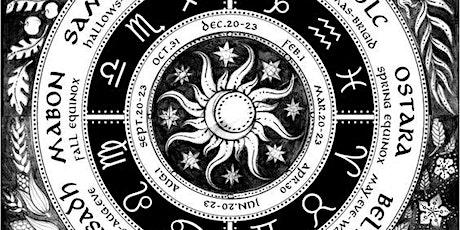la ruota dell'anno delle Streghe e antiche ritualita' biglietti