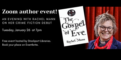 Author evening with Rachel Mann and The Gospel of Eve tickets