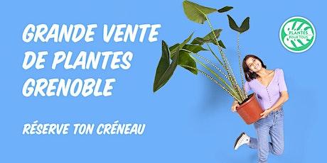 Grande Vente de Plantes Grenoble billets