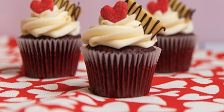 Lunch with the Chef - Red Velvet Cupcake Demo tickets