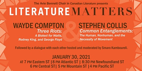 The Avie Bennett Chair in Canadian Literature Annual Lecture tickets