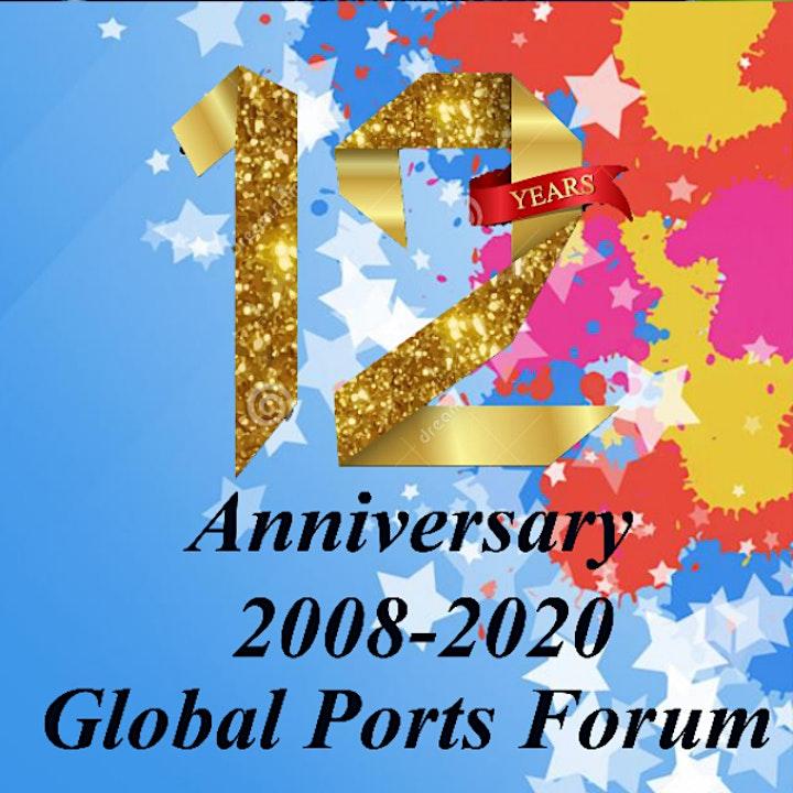 5th GPF Executive Prog on Global Ports Mgt, Feb 6-10,2022  Dubai, UAE image