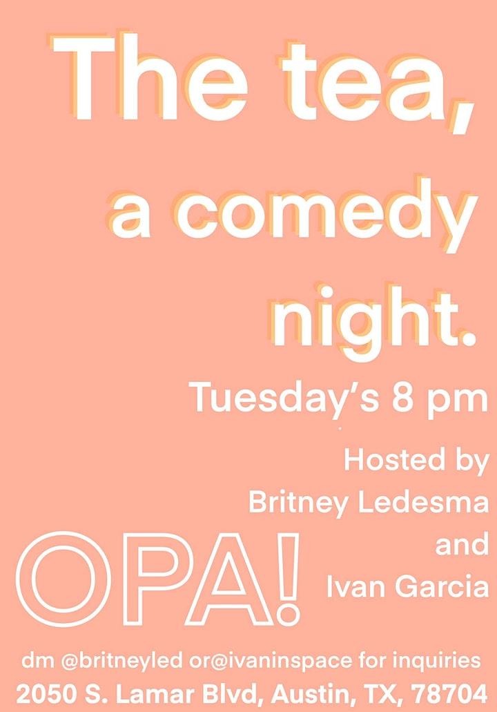 Opa Comedy Hour image