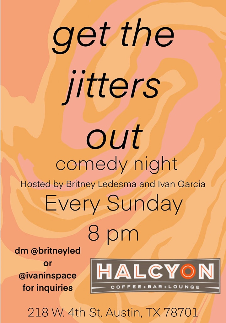 Halcyon Downtown Comedy Hour image