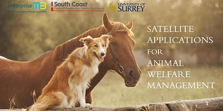 Satellite Applications for Animal Welfare Management tickets