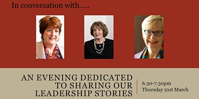 In Conversation With Anne Minto OBE and Oonagh Harpur