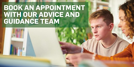 Petroc Advice and Guidance Appointments - Mid Devon Campus tickets