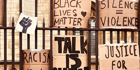 Black Lives Matter: Race Activism and How to Be an Anti-Racist Ally? tickets